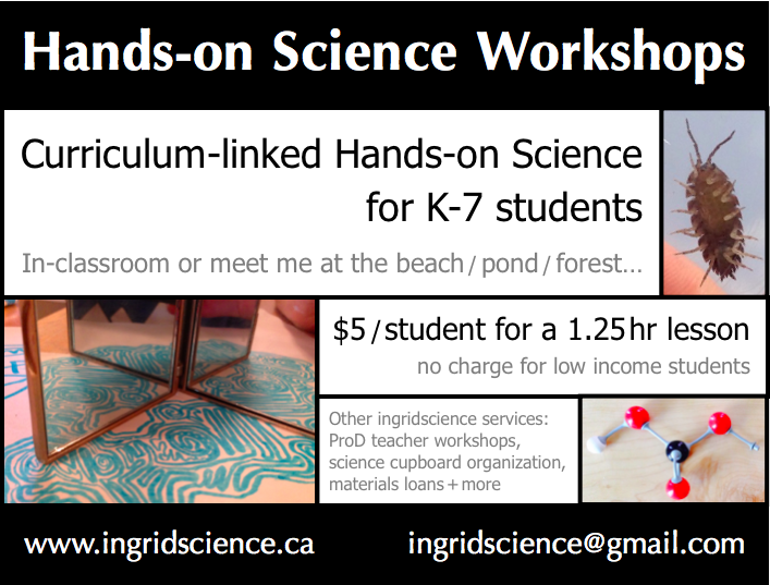 student workshops flyer