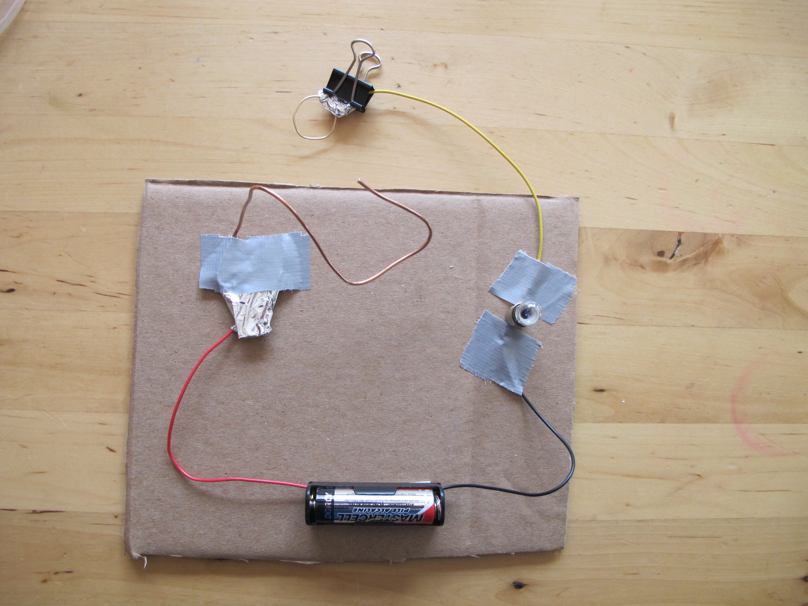 Electric Circuit Steady Hand Game Electrical Circuits And Wiring