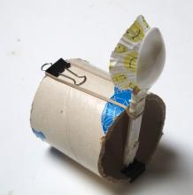 how to make a catapult elastics that shoots far